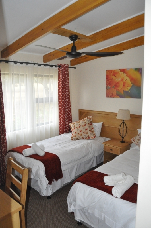 Self Catering: Second Bedroom