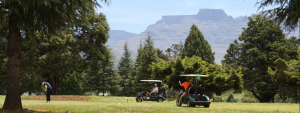 Cheap golf in the Champagne Valley for only R795